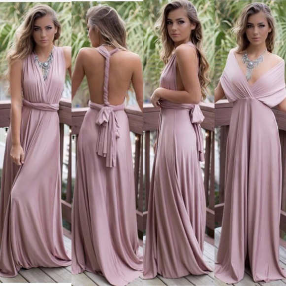 5afb991d622 tricks of trade taupe maxi dress. M 5a8b536bc9fcdf3c01d5afb5